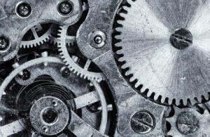 gears working
