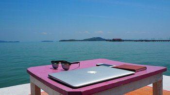ocean view my idea of an office