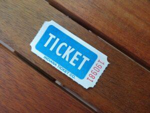 chance ticket